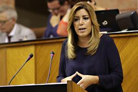 Intervención de Díaz en la segunda jornada del Debate sobre el Estado de la Comunidad.