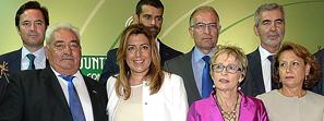 Susana Díaz agradece la apuesta del sector agroalimentario andaluz por la sostenibilidad, la innovación y la diversificación