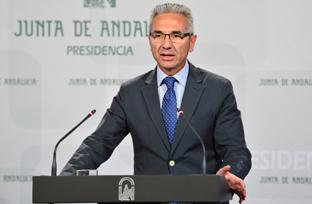 Vázquez lamenta que Andalucía ha recibido esta legislatura 2.202 millones menos de los Presupuestos del Estado
