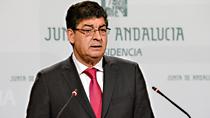 Valderas explica el proyecto de Ley de Memoria Democrática de Andalucía