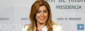Susana Díaz anuncia la convocatoria de elecciones el 22 de marzo para que los ciudadanos decidan el futuro de Andalucía