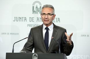 """Vázquez reitera que el Gobierno """"no caerá en la páralisis"""" y seguirá trabajando por el futuro de los andaluces"""