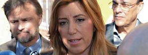 Susana Díaz avanza que la Junta aprobará un plan de empleo para mayores de 45 años
