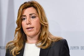 La presidenta de la Junta, Susana Díaz.