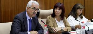El Gobierno andaluz tramitará en el Parlamento un total de ocho proyectos de ley en el actual periodo de sesiones