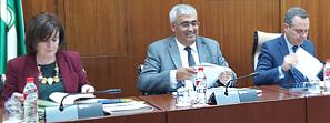 El consejero de Economía subraya que el Gobierno ha confiado a Andalucía la gestión de 540 millones de euros de Fondos Feder