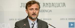 El consejero de Medio Ambiente destaca el carácter pionero de Andalucía en la lucha contra el cambio climático