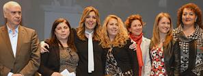 Susana Díaz destaca la necesidad de una educación pública de calidad y en valores