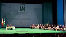 Acto institucional de entega de Distinciones del Día de Andalucía (audio íntegro)