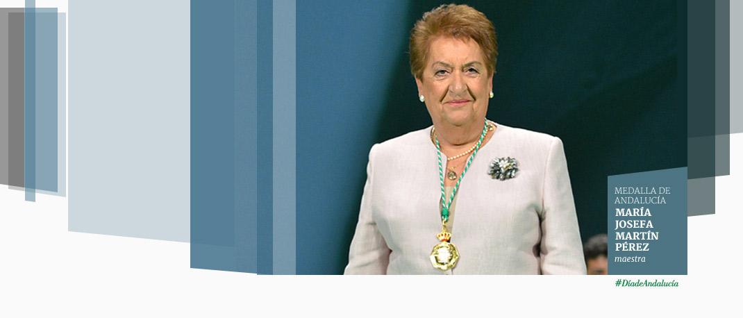 María Josefa Martín Pérez