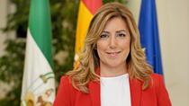 Susana Díaz. Presidenta de la Junta de Andalucía