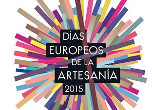 Logo de los Días Europeos de la Artesanía.