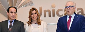 Susana Díaz destaca que la Estrategia de Innovación de Andalucía movilizará inversiones por 1.000 millones hasta 2020