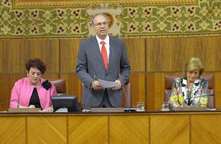 Intervención del presidente del Parlamento durante la sesión constitutiva de la X Legislatura (flv)