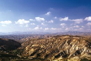 El desierto de Tabernas, en Almería, una de las nuevas siete zonas especiales de conservación de Andalucía.