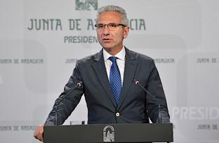 Vázquez resalta el apoyo de la Junta con 16 millones a la mejora de 177 espacios productivos de 163 municipios
