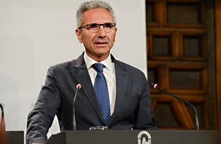 """Vázquez llama a la """"responsabilidad"""" de la oposición para facililtar el gobierno ante el nuevo escenario tras las municipales"""
