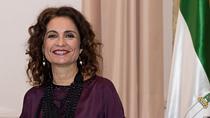 María Jesús Montero Cuadrado. Consejera de Hacienda y Administración Pública
