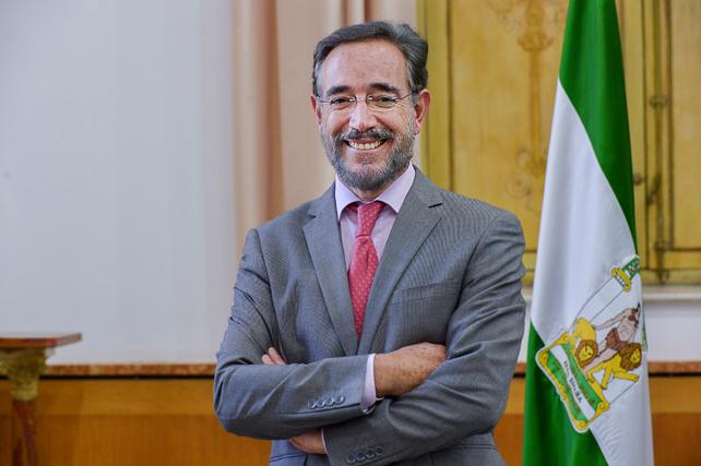 Resultado de imagen de consejero de Fomento y Vivienda, Felipe López