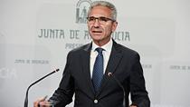 Vázquez informa sobre la financiación con 31,24 millones a los programas de fomento empresarial y del empleo de Andalucía Emprende