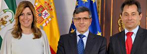 Susana Díaz avanza un plan de 50 millones de inversión para el desarrollo de 'ciudades inteligentes' en Andalucía