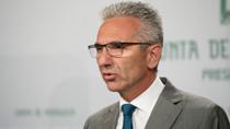 Vázquez informa sobre el decreto regulador de la estructura administrativa básica en materia de transparencia