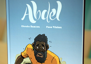Abdel, un retrato sobre el drama migratorio a través del cómic andaluz