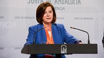 Sánchez Rubio expone el Plan Andaluz de Cooperación para el Desarrollo 2015-2018