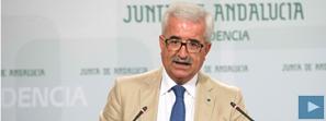 Jiménez Barrios destaca las políticas de empleo de la Junta para bajar del millón de parados en Andalucía