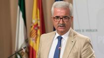 Jiménez Barrios afirma que los presupuestos del Estado no cumplen con Andalucía