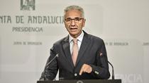 """Vázquez resalta que la Junta afronta un Debate sobre el Estado de la Comunidad """"constructivo y pensando en Andalucía"""""""
