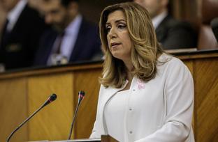 Intervención de la presidenta de la Junta en el Debate sobre el Estado de la Comunidad
