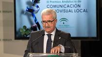 Intervención del vicepresidente de la Junta en la entrega de los III Premios 'Andalucía de Comunicación Audiovisual Local'