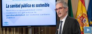 El Consejo aprueba el proyecto de Ley de Garantías y Sostenibilidad para blindar la sanidad pública andaluza
