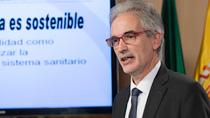 Alonso expone el proyecto de Ley de Garantías y Sostenibilidad para blindar la sanidad pública andaluza