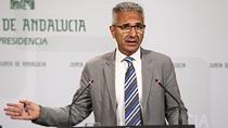 Vázquez informa sobre los 35,41 millones destinados a los programas de fomento empresarial y del empleo de Andalucía Emprende