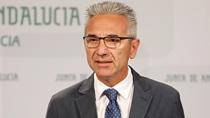 Vázquez explica la declaración de interés autonómico del proyecto del Área Logística de Almería en su sector de Níjar