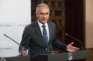 Vázquez pide explicaciones al Gobierno central por el cierre adelantado del Presupuesto de 2016