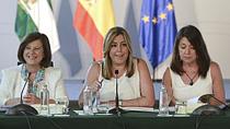 Intervención de Susana Díaz en el Consejo Andaluz de Participación de las Mujeres
