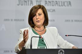 María José Sánchez Rubio detalló el proyecto de ley tras el Consejo de Gobierno.
