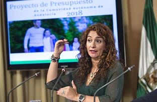 Montero expone el proyecto de Presupuesto de 2018 con 34.759,5 millones y un crecimiento del 3,9% en el gasto