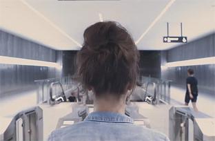 Spot de la campaña sobre las ventajas del metro de Granada, 'Yo sí'
