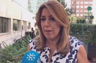 """Díaz destaca el papel de Andalucía como """"factor de equilibrio"""" para garantizar la igualdad de los ciudadanos"""