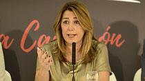 Díaz asegura que Andalucía pone a disposición de Galicia los medios necesarios contra los incendios