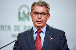 Blanco resalta que Andalucía destina ocho de cada diez euros de su presupuesto a protección social
