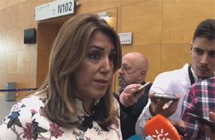 """Díaz advierte de la """"inquietud"""" por el problema de Cataluña"""