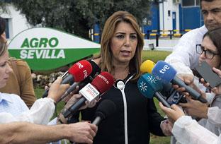 """Díaz defiende que el Gobierno restituya la legalidad """"ante la amenaza de Puigdemont al Estado de Derecho"""""""