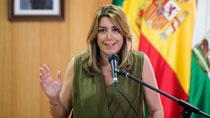 Díaz anuncia que la Junta trabaja para llegar a 240.000 beneficiarios de la Dependencia en marzo