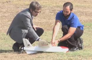 Vídeo sobre el primer vuelo mundial de un dron controlado por red 4G