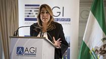 Intervención de la presidenta de la Junta en la presentación de la memoria anual de la AGI del Campo de Gibraltar